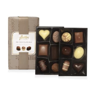 ballotin butlers chocolate box