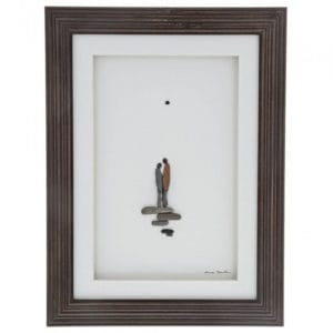 SHARON NOWLAN US PEBBLE FRAME 30 X 40CM