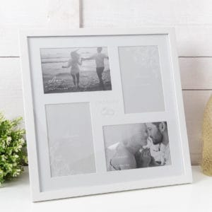 Engaged Multi Photo Frame