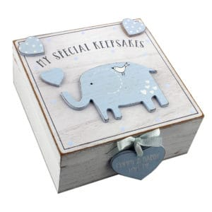 babay boy keepsake box