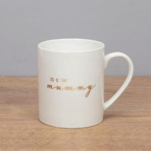 new mummy bon china mug