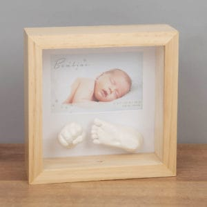 Baby Photo Frame Casting Kit