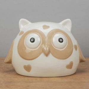 Money Bank Owl
