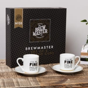 novelty espresso cup