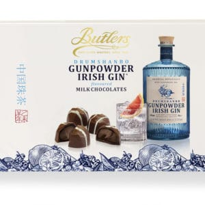 butlers gunpowder chocolate truffles