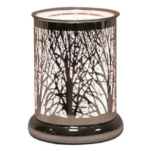 Silhouette Forest wax melt burner