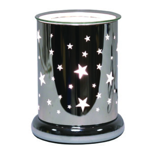 Star silhouette wax melt burner