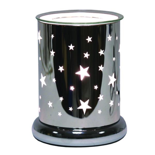 Star silhouette wax melt burner