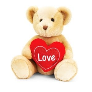 Chester Brown Love Bear Large
