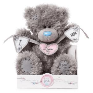 Me to You I Love You Mum Bear