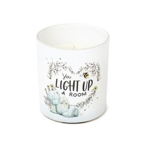 Me to You Light Up a Room Scented Candle