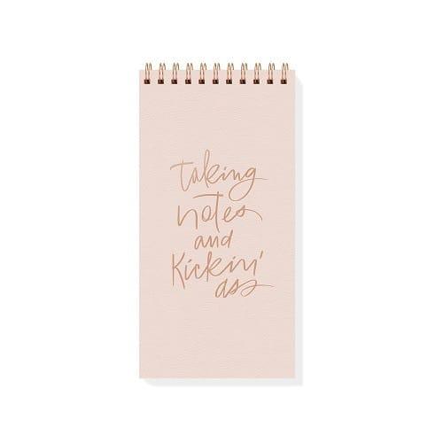 Taking Notes and Kickin Ass' Notepad
