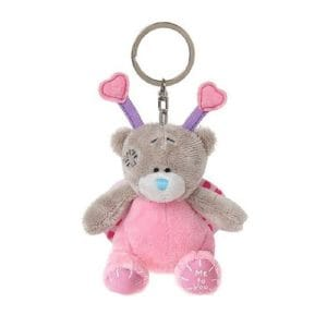 "Me to You Love Bug 3"" Keyring"