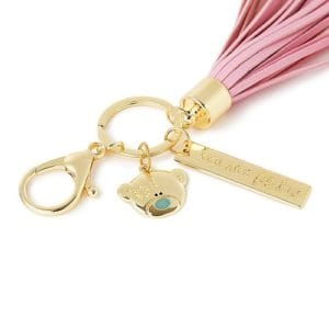 Me to You Pink Tassel Bag Charm