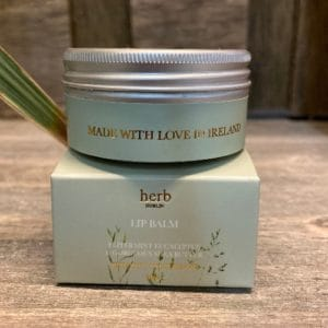 Herb Dublin Peppermint, Eucalyptus & Shea Butter Lip Balm