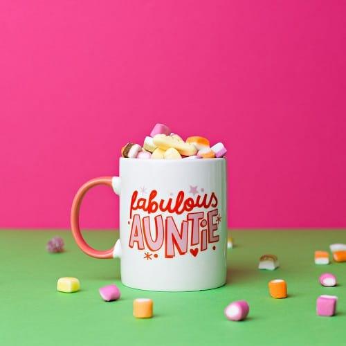 Fabulous Auntie Mug