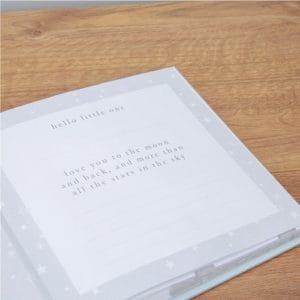 Little Man Linen Photo Album