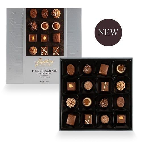 Butler's Milk Chocolate Café Chocolate Collection