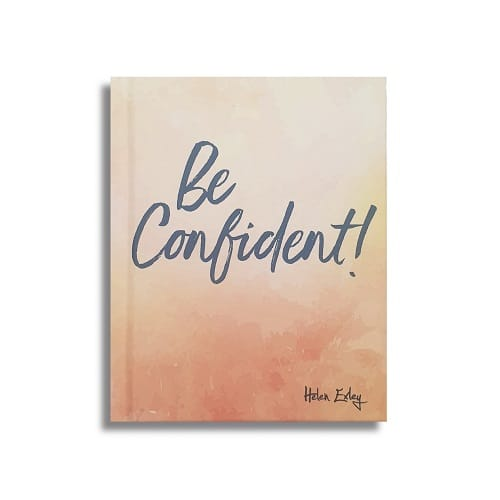 Be Confident Book by Helen Exley
