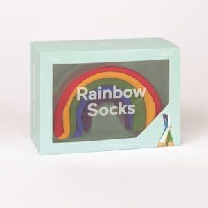 Classic Rainbow Socks