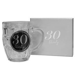 30th Birthday Beer Tankard