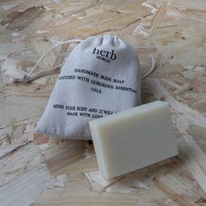 HERB Dublin Handmade Soap Lavender and Rosemary