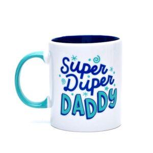 Super Duper Daddy Mug